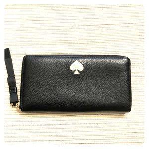 Kate Spade Leather Leroy Street Neda wallet